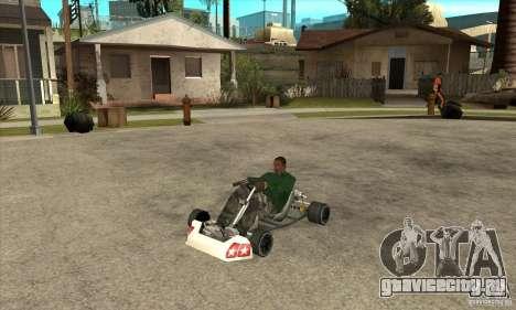 Stage 6 Kart Beta v1.0 для GTA San Andreas