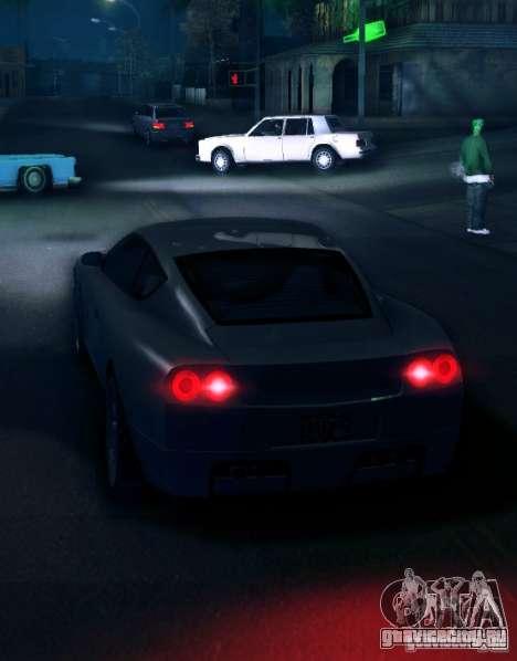 IVLM 2.0 TEST №5 для GTA San Andreas третий скриншот