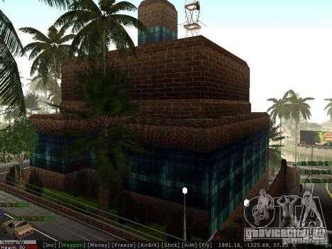 Новый госпиталь в Лос-Сантосе для GTA San Andreas третий скриншот