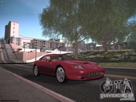 LiberrtySun Graphics ENB v2.0 для GTA San Andreas седьмой скриншот