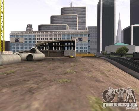 Сборник графических модов для GTA San Andreas четвёртый скриншот