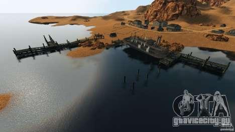 Red Dead Desert 2012 для GTA 4 третий скриншот