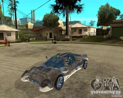 Ferrari P7 Crystal Lake для GTA San Andreas