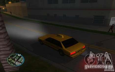 IVLM 2.0 TEST №5 для GTA San Andreas восьмой скриншот