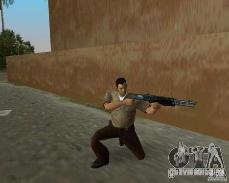 Пак оружия из S.T.A.L.K.E.R. для GTA Vice City второй скриншот