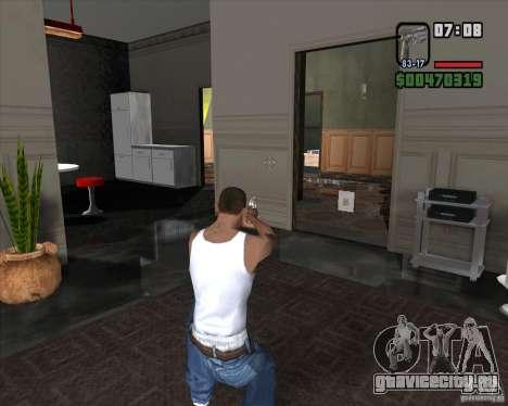 Colt 45 для GTA San Andreas третий скриншот