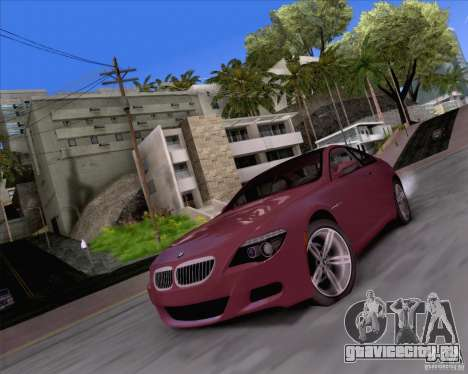 ENBSeries by Sankalol для GTA San Andreas второй скриншот