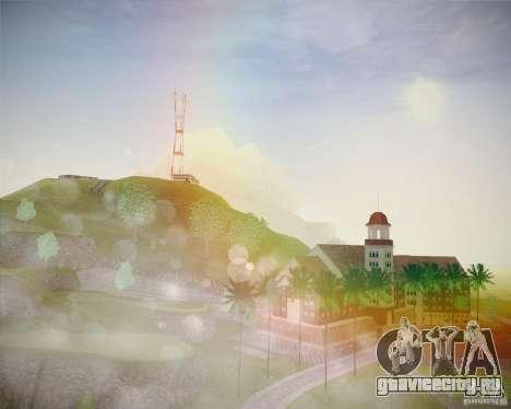 ENBSeries by ibilnaz v 2.0 для GTA San Andreas девятый скриншот