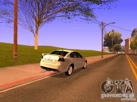 Chevrolet Lumina для GTA San Andreas вид слева