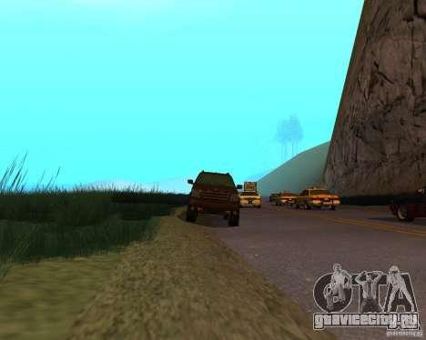 Cavalcade из GTA 4 для GTA San Andreas