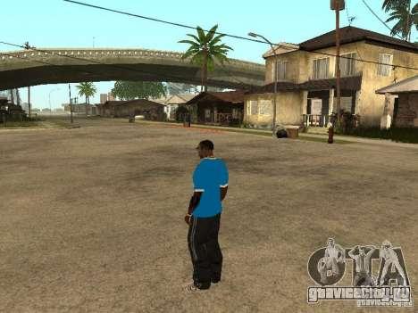 Майка Зенит для GTA San Andreas четвёртый скриншот