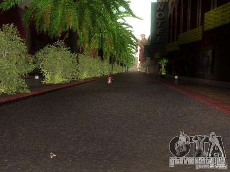 Modification Of The Road для GTA San Andreas седьмой скриншот