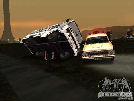 Сесть и выйти из любой машины для GTA San Andreas второй скриншот