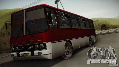 Икарус 255.01 для GTA San Andreas