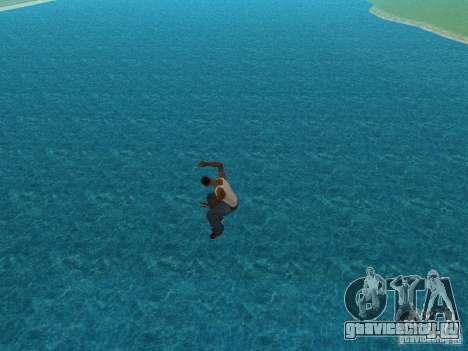 Текстура воды для GTA San Andreas третий скриншот