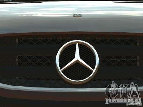 Mercedes-Benz Sprinter 2500 для GTA 4 вид сбоку