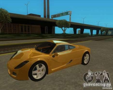 Ginetta F400 для GTA San Andreas