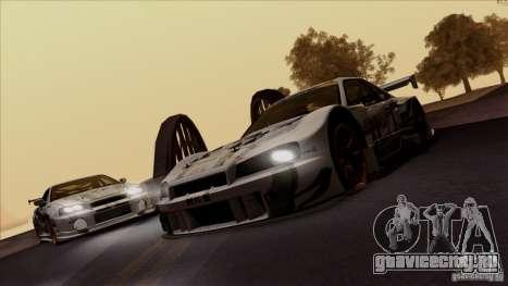 SA Beautiful Realistic Graphics 1.4 для GTA San Andreas четвёртый скриншот