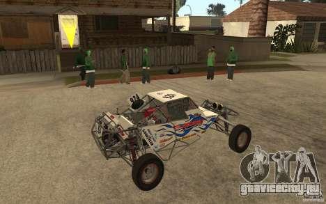 CORR Super Buggy 2 (Hawley) для GTA San Andreas вид справа