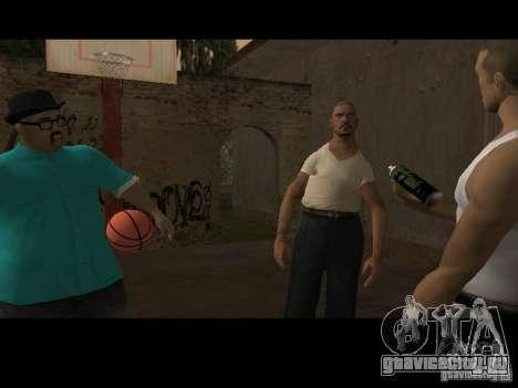 Varrio Los Aztecas для GTA San Andreas седьмой скриншот