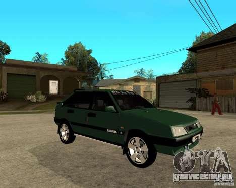 ВАЗ 2109 для GTA San Andreas