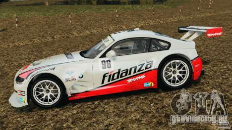 BMW Z4 M Coupe Motorsport для GTA 4 вид слева