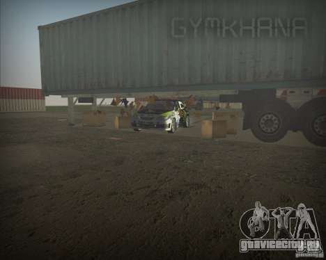 Gymkhana mod для GTA Vice City второй скриншот