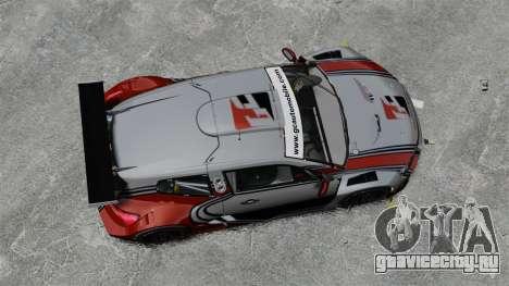 Volkswagen Scirocco BTCS MkIII 2010 для GTA 4 вид справа
