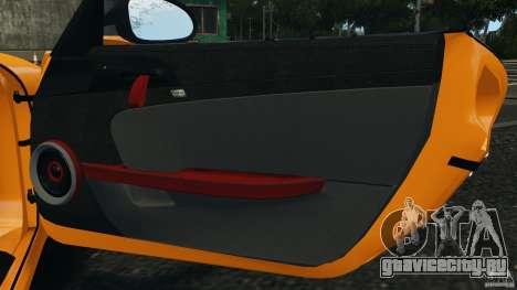 Porsche 911 GT2 RS 2012 v1.0 для GTA 4 вид сбоку