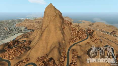 Red Dead Desert 2012 для GTA 4 десятый скриншот