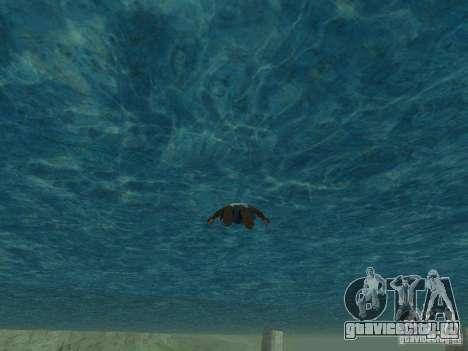 Текстура воды для GTA San Andreas второй скриншот