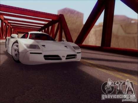 Nissan R390 Road Car v1.0 для GTA San Andreas