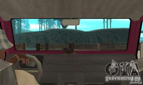 Land Rover Defender 110SW для GTA San Andreas вид справа