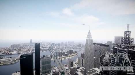 Realistic ENBSeries By batter для GTA 4 пятый скриншот
