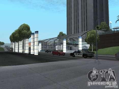 Doherty Plaza - Новая дороти для GTA San Andreas