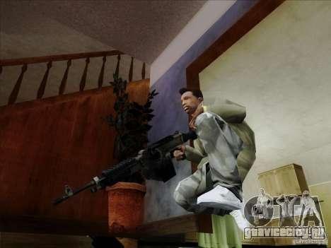 M240B для GTA San Andreas второй скриншот
