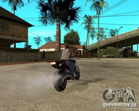BF 980 для GTA San Andreas вид сзади слева