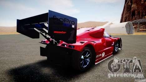 Suzuki Monster SX4 для GTA 4 вид слева