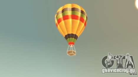 Balloon Tours original для GTA 4 вид сзади слева
