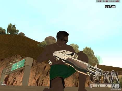 Weapon Pack V1.0 для GTA San Andreas четвёртый скриншот