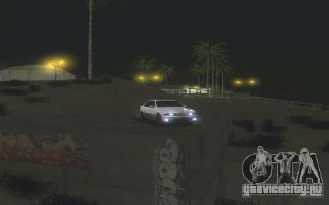 ENB v3.0 by Tinrion для GTA San Andreas третий скриншот