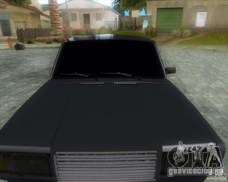 VAZ 2107 Drift Enablet Editional i3 для GTA San Andreas вид справа