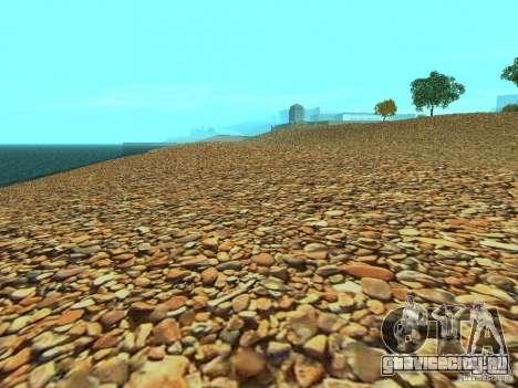 HQ Пляжи v2.0 для GTA San Andreas