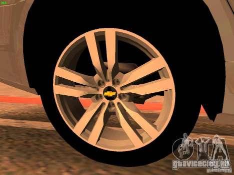 Chevrolet Lumina для GTA San Andreas вид сбоку