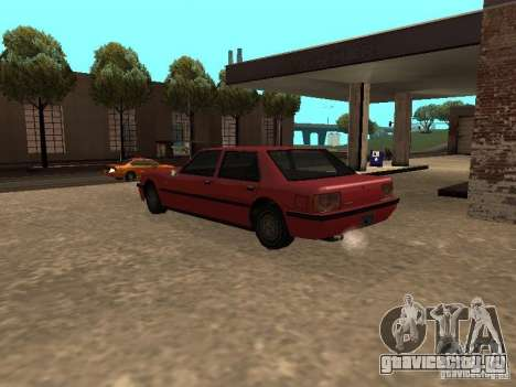 Стандартный Vincent для GTA San Andreas вид справа