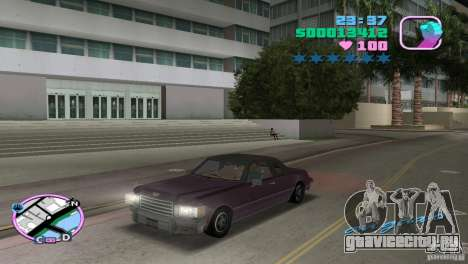 Idaho HD для GTA Vice City
