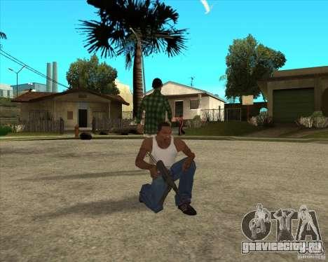 Оружие из call of duty для GTA San Andreas пятый скриншот