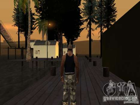 Happy Island Beta 2 для GTA San Andreas