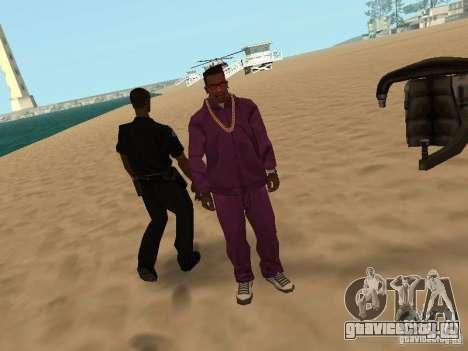 Tenpenny для GTA San Andreas пятый скриншот