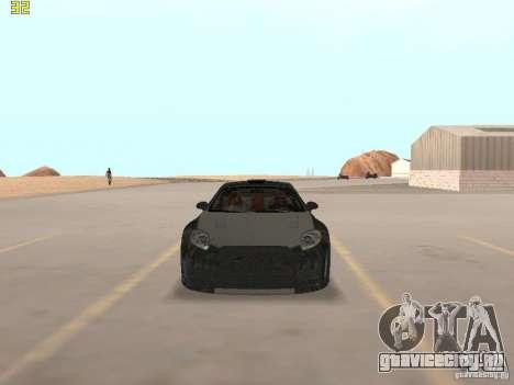 Mitsubishi Eclipse GT NFS-MW для GTA San Andreas вид слева
